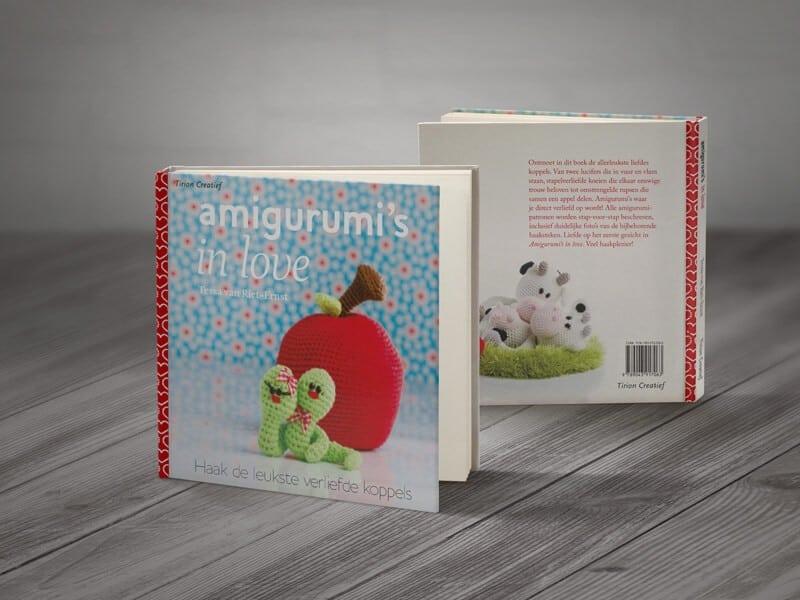 Vormgeving boekenreeks Amigurumi