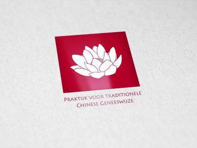 Logo ontwerp voor Acupunctuur Duiven
