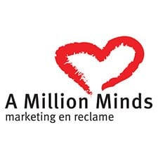 Logo A Million Minds