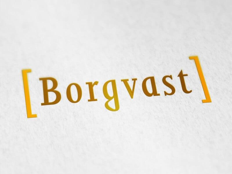 Logo ontwerp Borgvast