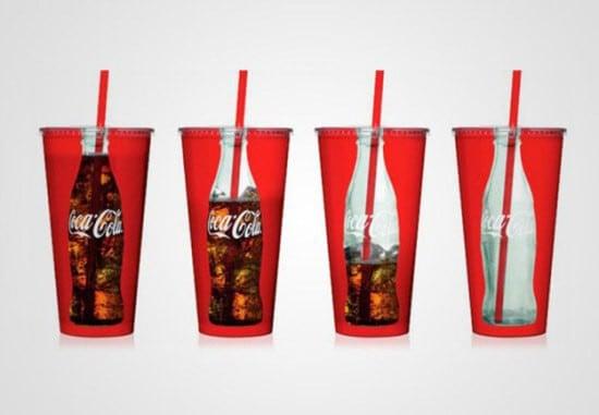 creatieve verpakkingen Coca Cola