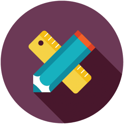 Icoon voor grafische diensten