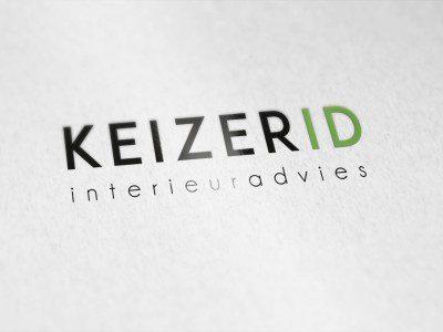 Logo ontwerp voor KeizerID interieuradvies