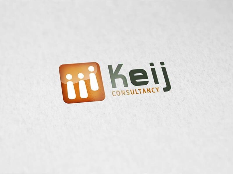 Logo ontwerp Keij Consultancy