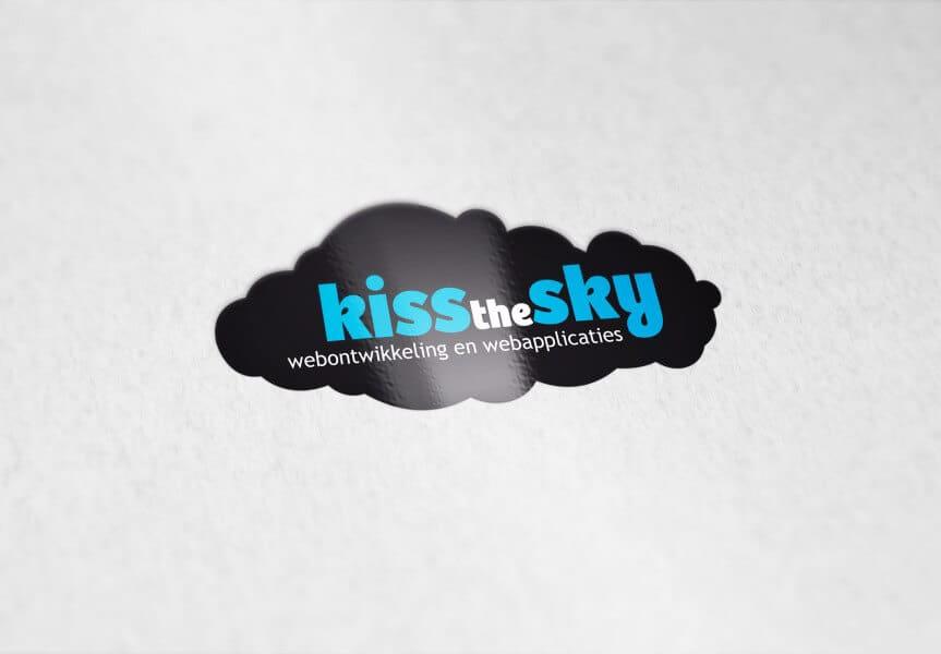 Logo ontwerp Kissthesky
