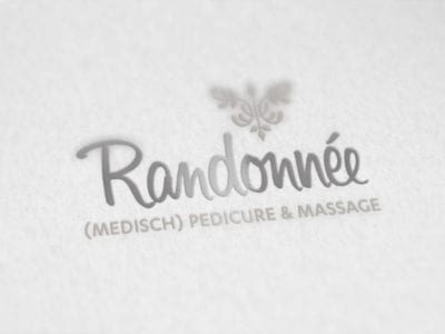 Logo Randonnee pedicure en massage