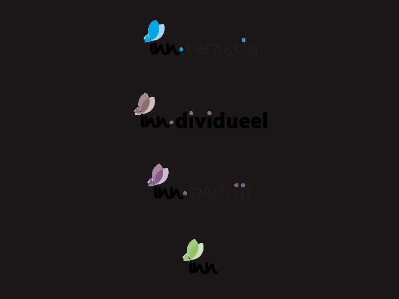 Ontwerpen logo reeks / serie Inn-spiratie