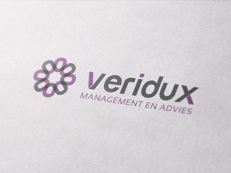 Portfolio: Logo ontwerp Veridux