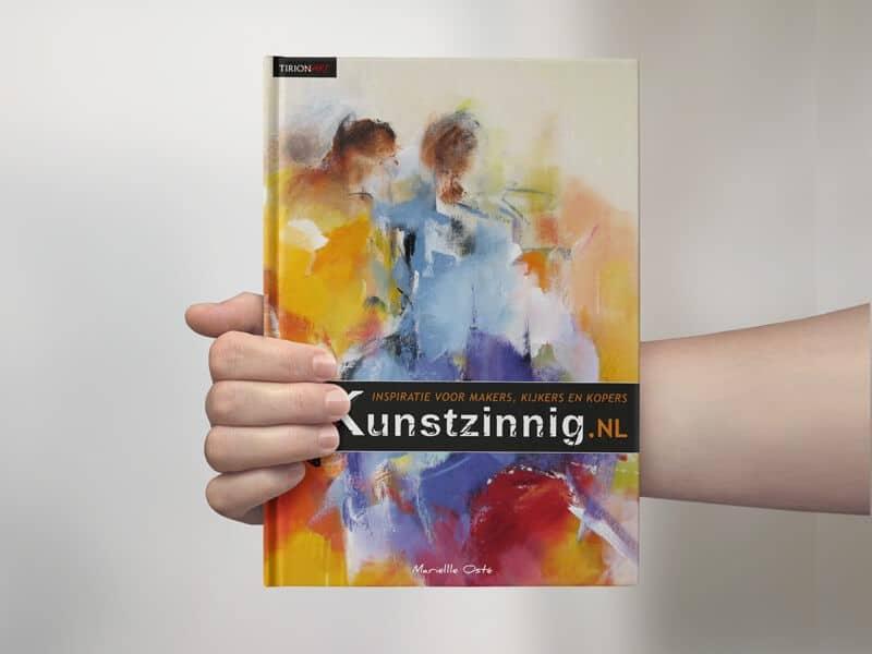 portfolio: ontwerpen boekomslag kunstzinnig