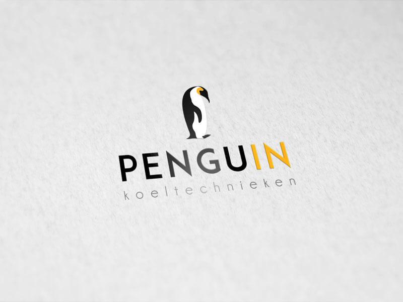 Logo ontwerp / ontwerpen Penguin / Pinguin te koop