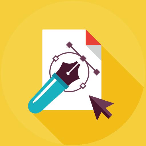 Icoon voor vector ontwerpen