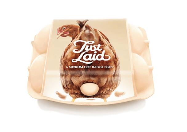 creatieve verpakkingen eieren