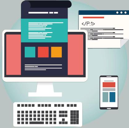 Icoon voor webdesign