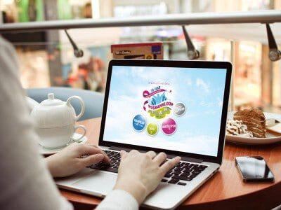 website ontwerpen / webdesign Posbankloop Velp